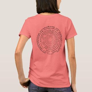 Perpetuating War Womens T-Shirt