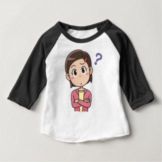 Perplexed Baby T-Shirt