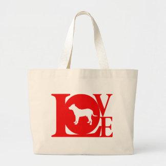 Perro de Presa Canario Jumbo Tote Bag