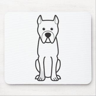 Perro de Presa Canario Mouse Pad