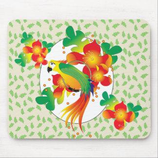PERROT BIRD  CARTOON  Mousepad