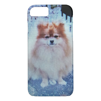 Perry the Pekingese Dog iPhone 8/7 Case