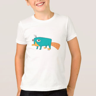 Perry the Platypus Tee Shirts