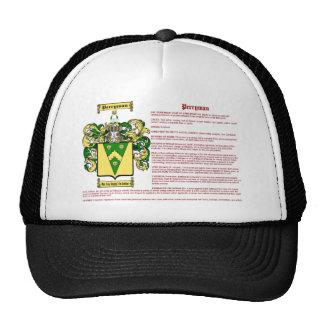 Perryman (meaning) trucker hat