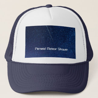 Perseid Meteor Shower Trucker Hat