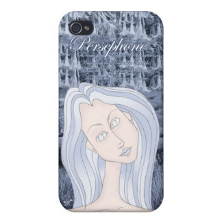 Persephone iPhone 4 Case by LauriJon