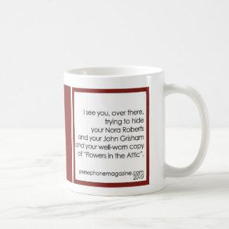 Persephone Magazine on your Book Collection Coffee Mug