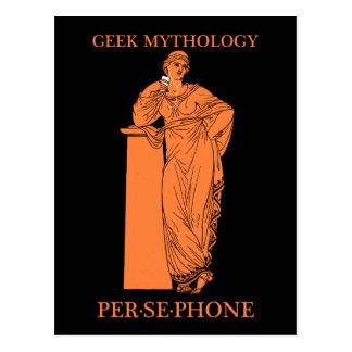Persephone Postcard