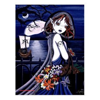 """Persephone"" River Styx Postcard"