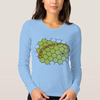 Persephones Bee Comb Tshirts