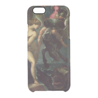 Perseus and Andromeda, c.1610 (oil on canvas) Clear iPhone 6/6S Case