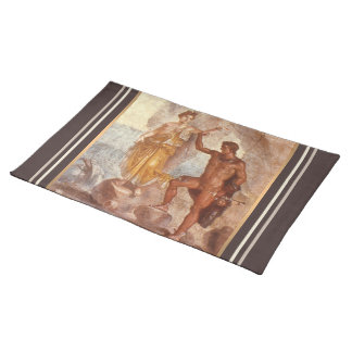 Perseus and Andromeda Placemat