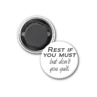 Perseverance quotes determination sayings magnets