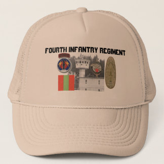 Pershing Tower Rat Trucker Hat