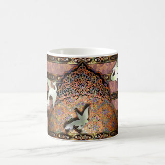 Persian Art Style Coffee Mug