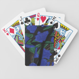 Persian Blue Designer Collection 2017 Bicycle Playing Cards