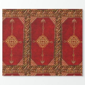 Persian carpet no2 wrapping paper