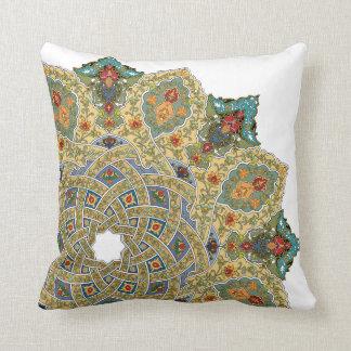Persian Carpet Pillow by Graphita
