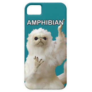 Persian Cat Guardian Amphibian Meme Phone Case! iPhone 5 Cases
