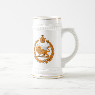 Persian Coat of Arms Mug