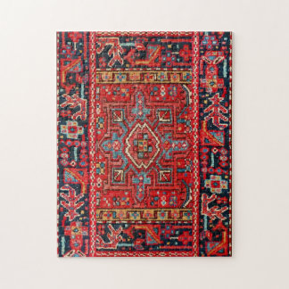 Persian Design Decorative Puzzle