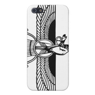 Persian Faravahar iPhone 5/5S Cases