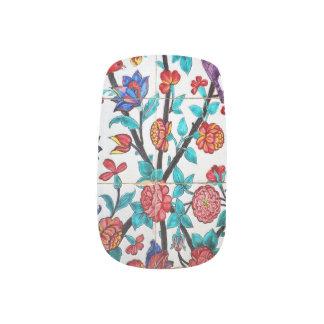 Persian Garden Nail Art