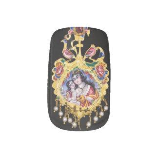 Persian Jewel Nail Art