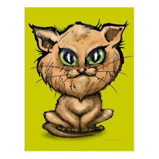 Persian Kitten Postcard