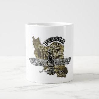 Persian Large Coffee Mug