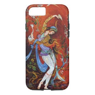Persian Miniature Dancing Nymph iPhone 7 Case