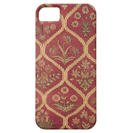 Persian or Turkish carpet, 16th/17th century (wool iPhone 5 Case