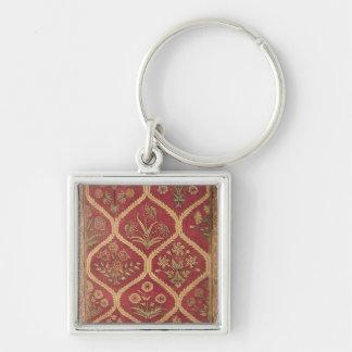 Persian or Turkish carpet, 16th/17th century (wool Key Chain