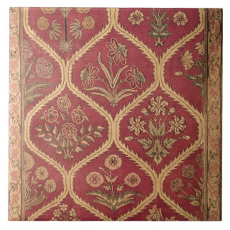 Persian or Turkish carpet, 16th/17th century (wool Tiles