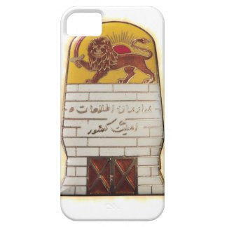 Persian Secret Police SAVAK iPhone 5 Covers