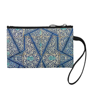 Persian Tiles Coin Purse
