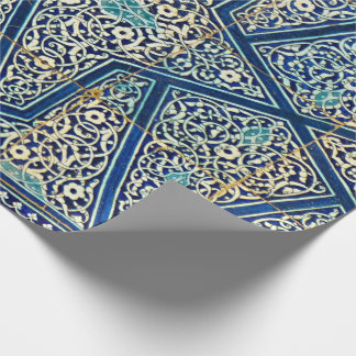 Persian Tiles Wrapping Paper