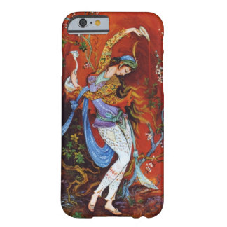 Persian Woman Dancing with Bird & Wine Barely There iPhone 6 Case