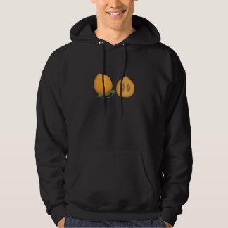 persimmon hoodie
