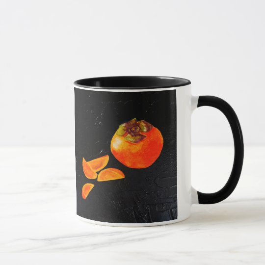 Persimmon Mug