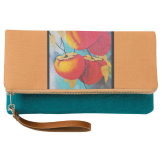 Persimmons at Dawn Clutch