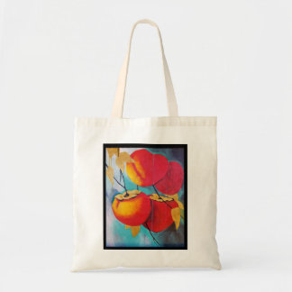 Persimmons at Dawn Tote Bag