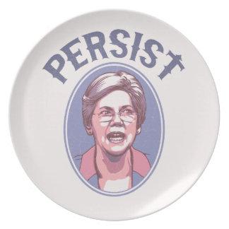 Persist - Warren Plate