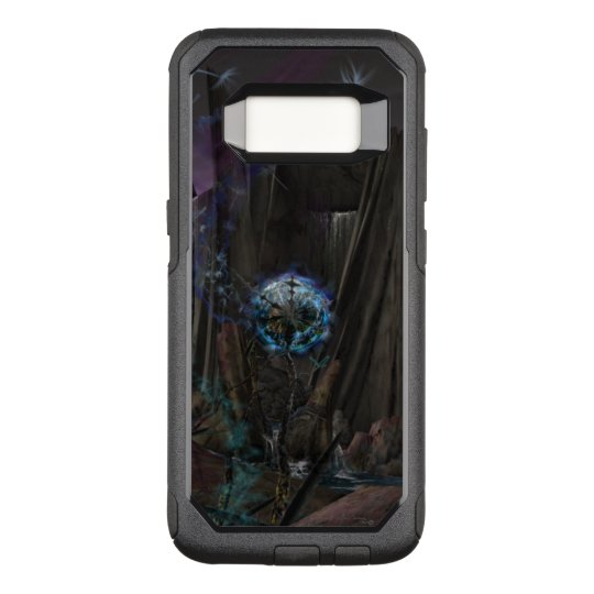 'Persistence of Dandelions' OtterBox Commuter Samsung Galaxy S8 Case