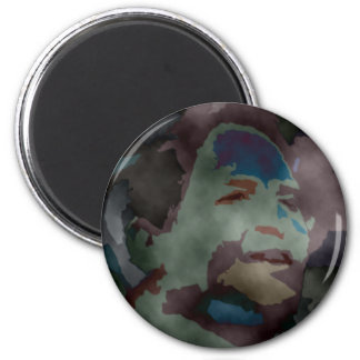 person of interest #4 2 inch round magnet