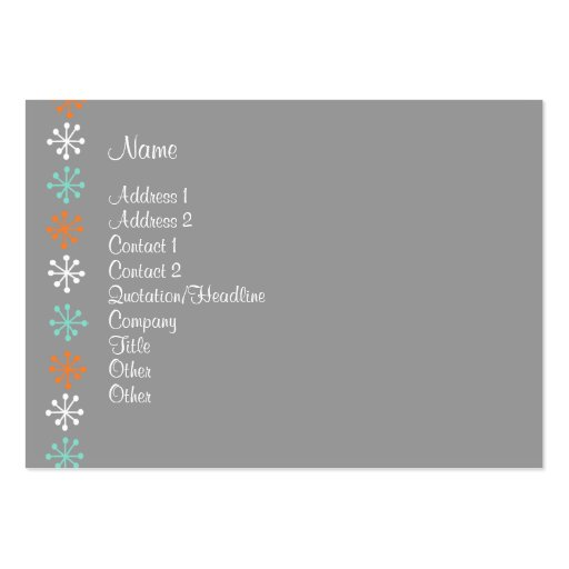 Personal assitant zazzle for Personal business cards examples