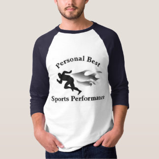 Personal Best Sports Athletic Tee
