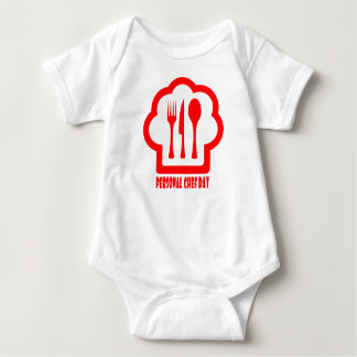Personal Chef Day - Appreciation Day Baby Bodysuit