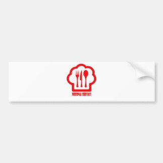 Personal Chef Day - Appreciation Day Bumper Sticker
