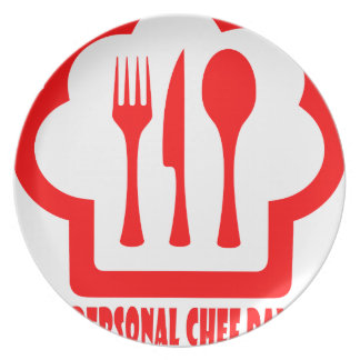 Personal Chef Day - Appreciation Day Plate